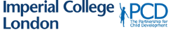 Partnership for Child Development, Imperial College London Logo